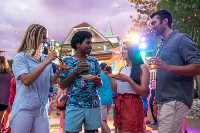 Summer Nights at Busch Gardens Tampa - Save on TicketsatWork.com
