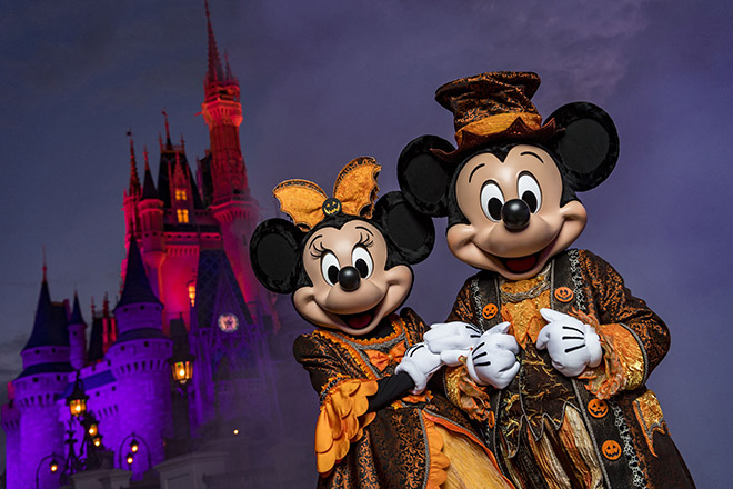 Mickey's Not-So-Scary Halloween Party at Walt Disney World - Deals at TicketsatWork.com!