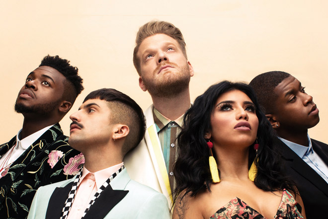 Top Concerts to See in Fall 2018 - Get your Pentatonix Tickets here at TicketsatWork!