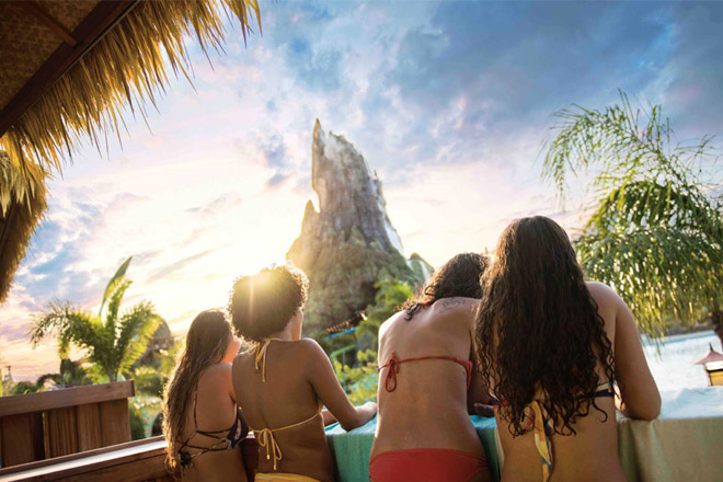 Celebrate Fall at Universal's Volcano Bay - Get Your Tickets at TicketsatWork.com!