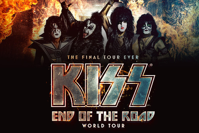 The Final Tour Ever - KISS End of the Road World Tour Tickets