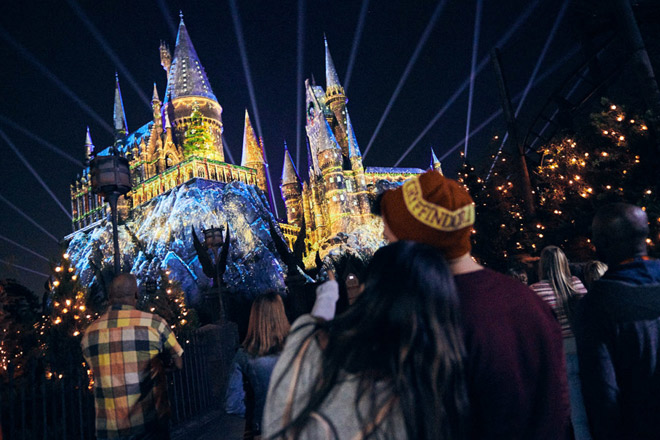 The Magic of Christmas at Hogwarts Castle - TicketsatWork