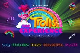 Trolls The Experience Tickets at TicketsatWork.com
