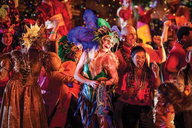 Experience Universal's Mardi Gras with TicketsatWork.com