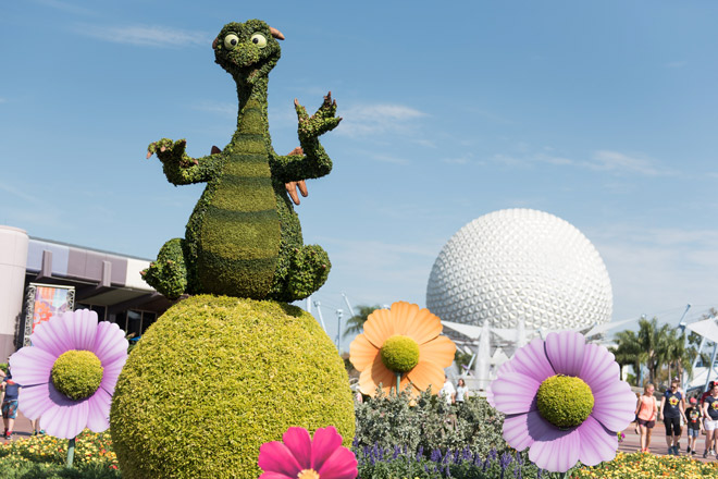 Enjoy Epcot Food & Garden Festival this Spring with TicketsatWork!