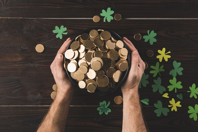 Scratch & Save! Get Lucky with Our St. Patrick's Day Sale
