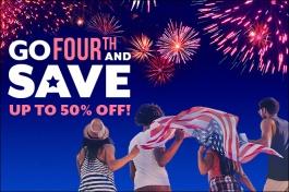 4th of July Deals at TicketsatWork.com!