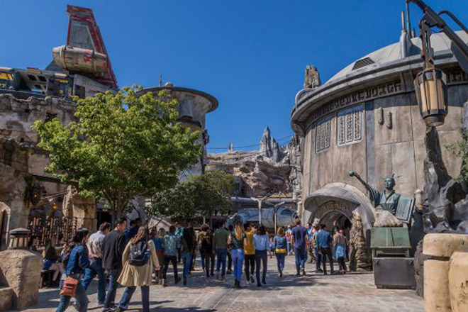 Star Wars: Galaxy's Edge Now Open at Disneyland Resort - Get your tickets!