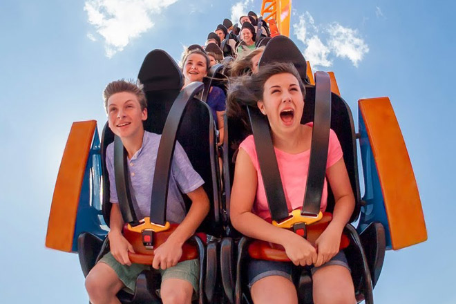 Ride the All-New Tigris at Busch Gardens Tampa!