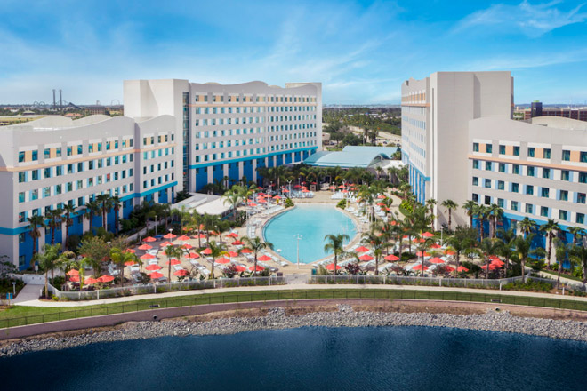 Universal's Endless Summer Resort – Surfside Inn and Suites
