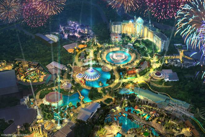 Universal Orlando Announces Universal's Epic Universe