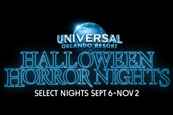 Win Halloween Horror NightsTM Merchandise Sweepstakes at TicketsatWork