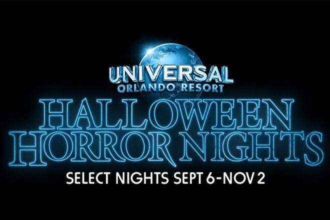 Win Halloween Horror NightsTM Merchandise Sweepstakes at TicketsatWork
