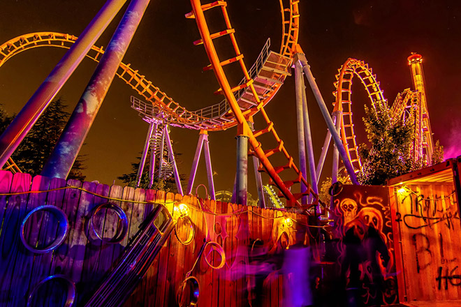 Celebrate Halloween at Scarowinds - TicketsatWork.com