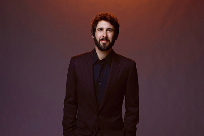 John Groban, photo by Andrew Eccles